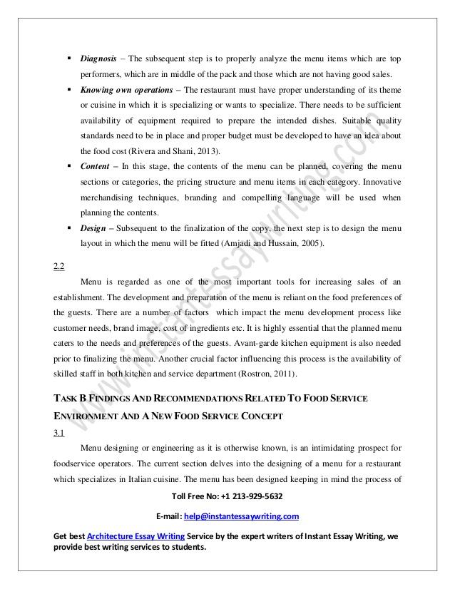 Dissertation proposal business